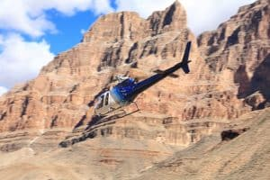 Grand Canyon Helicopter Crash Claims a Fifth Life