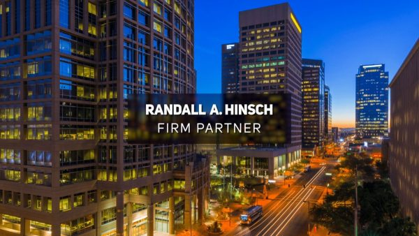 Randall A Hinsch