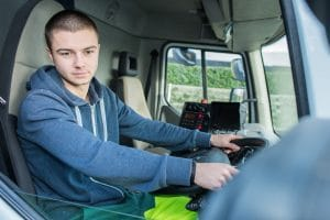Truck Backing-Up Accidents Can Be Deadly. Can White Noise Help?