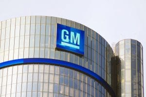General Motors Jumps into Data Collection Industry