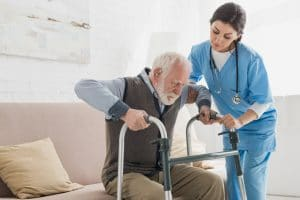 Negligent Hiring Practices Put Nursing Home Residents in Danger